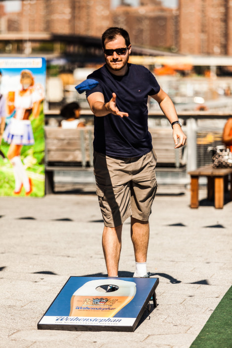 OktoberFest NYC at Watermark 2015 - Games