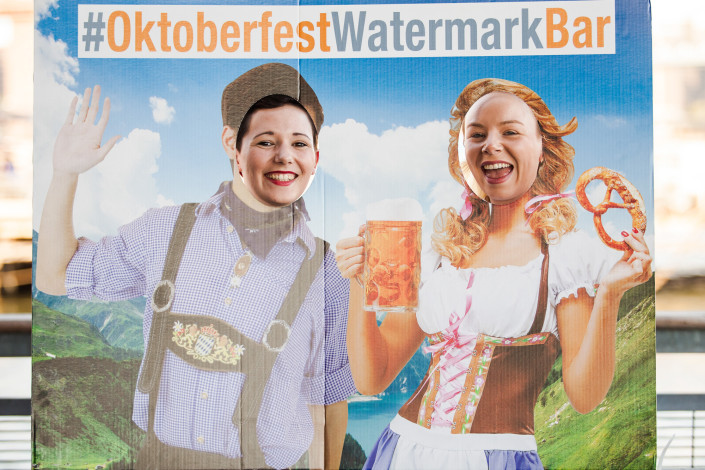 OktoberFest NYC at Watermark 2015 - Pictures Instagram