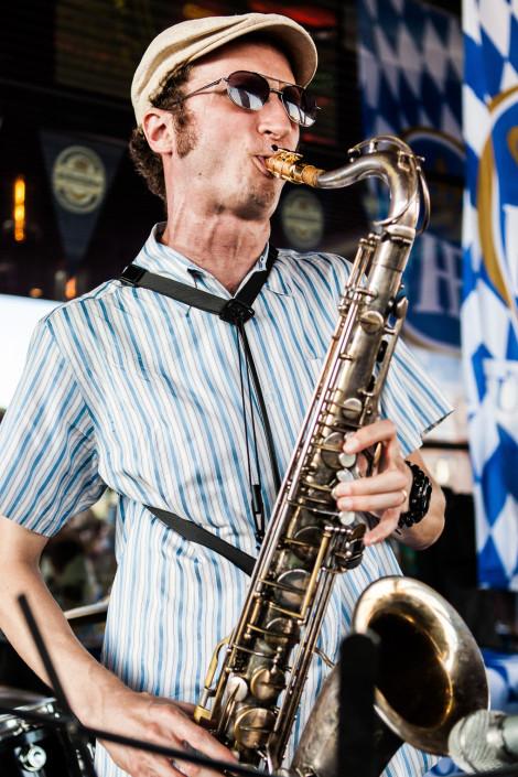 OktoberFest NYC at Watermark 2015 - Entertainment Music