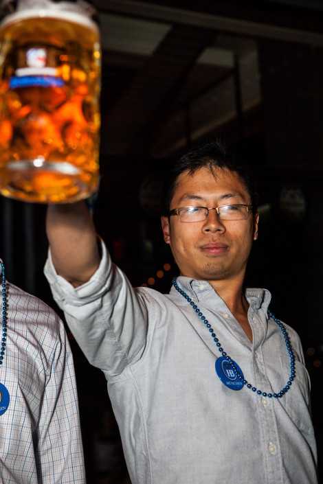 OktoberFest NYC at Watermark 2015 - Beer