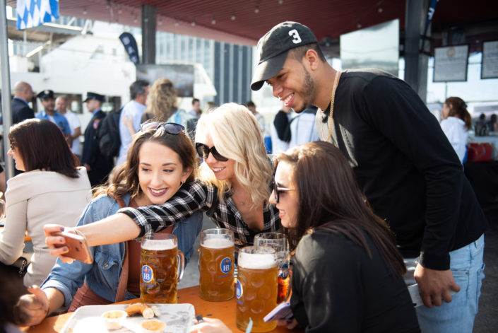 OktoberFest 2018 NYC at Watermark