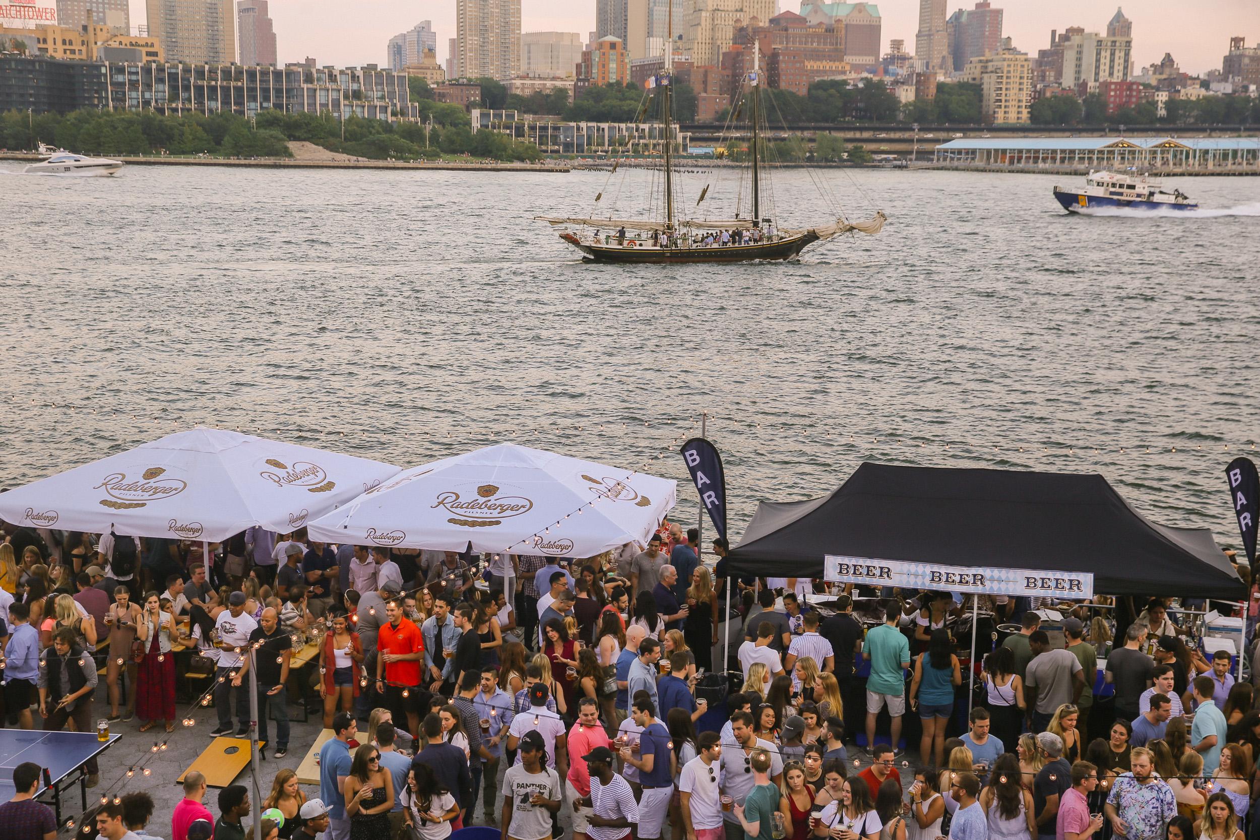 OktoberFest 2017 NYC at Watermark