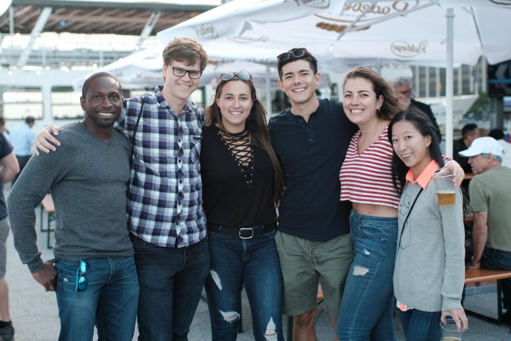 OktoberFest NYC 2019-09-13 at Watermark