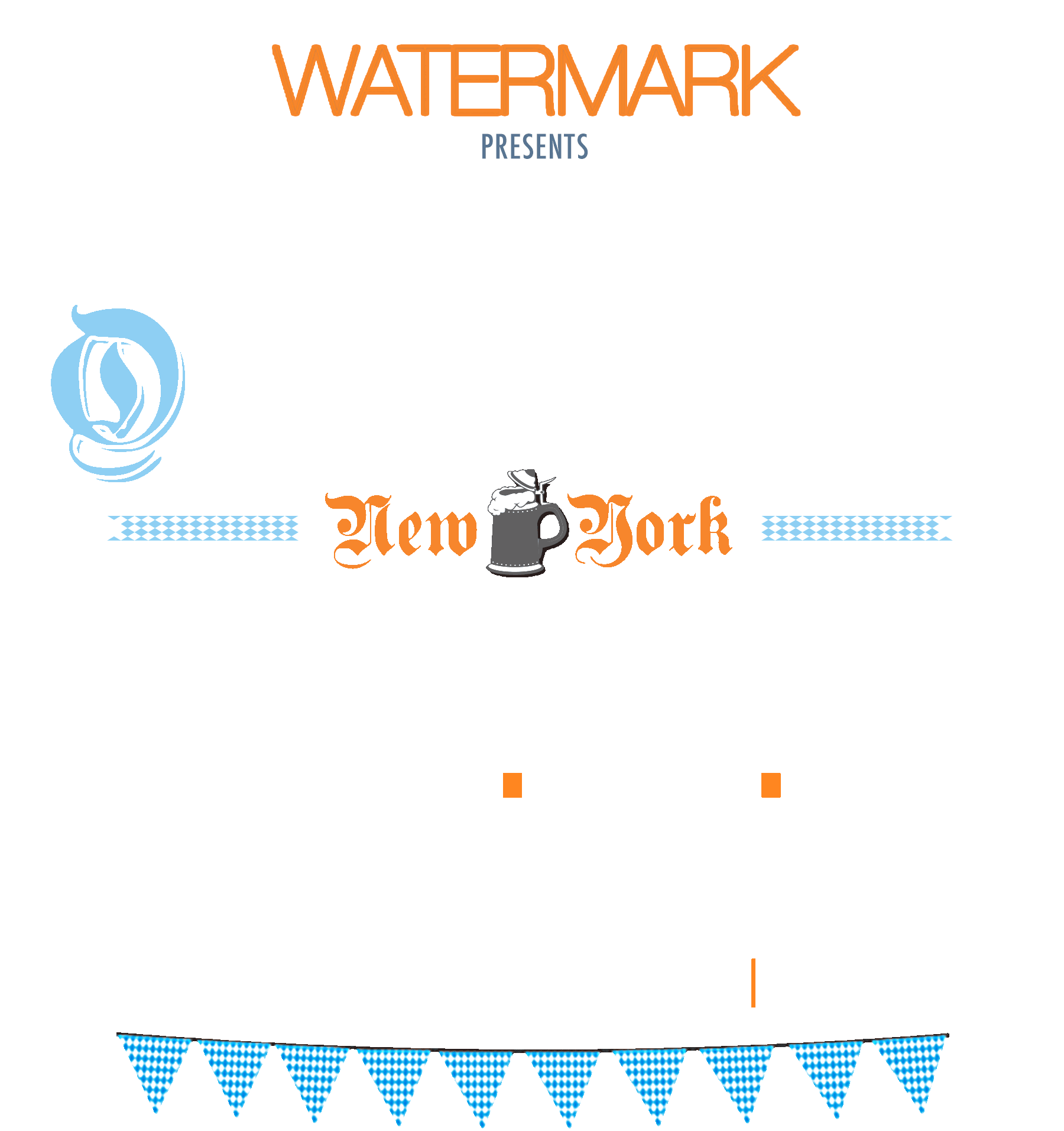 OktoberFest NYC 2021 from September 10th to October 17th
